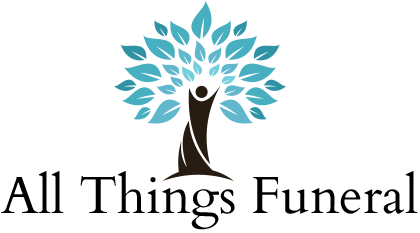 All Things Funeral Logo a tree