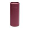 "Mini scatter tubes in burgundy. Size: 5.25"" * 2.95"" Capacity: 20 cubic inches, made from renewable resources and biodegradable."
