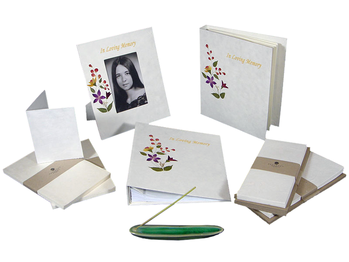 Memorial Stationery