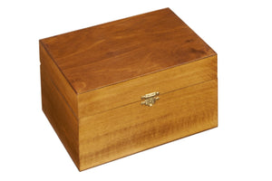 "hand-crafted wooden urn boxes are made from seasoned Linden wood by skilled artisans of the Tatras Mountain region of southern Poland. Dimensions follow: Outer 9.25"" L x 7"" W x 5"" H and Inter 8.625"" L x 6.5"" W x 4.5"" H Capacity: 250 Cubic Inches."