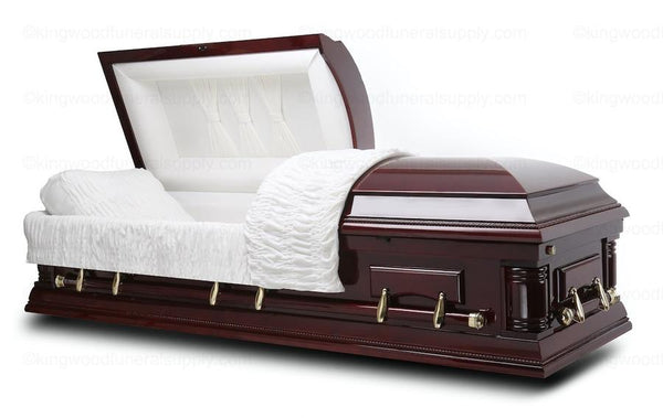 Cherry Wood Casket III