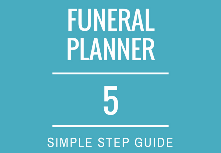 Funeral Planner E-Book