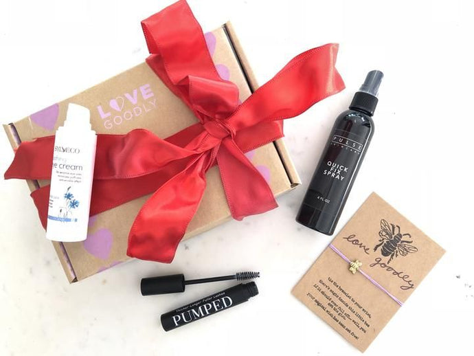 LoveGoodly Beauty Box Dec/Jan!