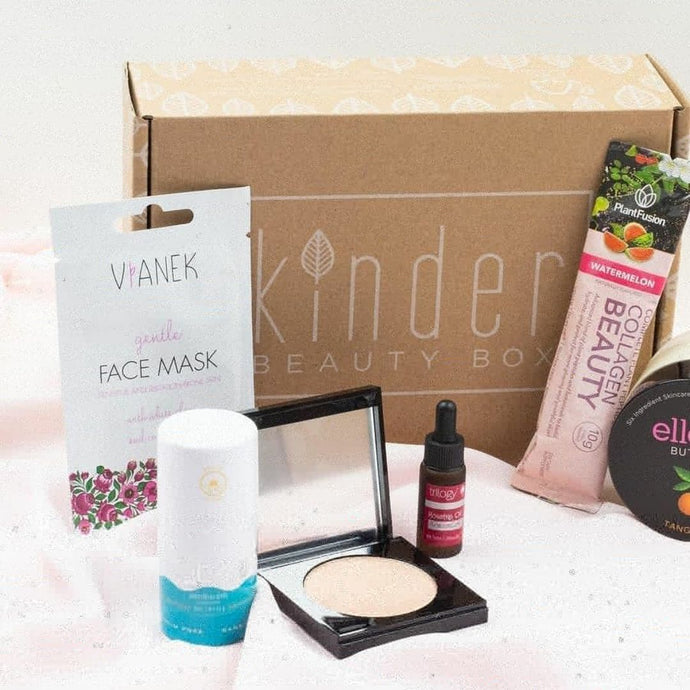 Kinder Beauty Box - January 2021