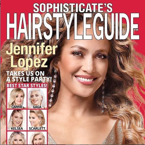Sophisticate's Hairstyle Guide - Big Beauty Giveaway