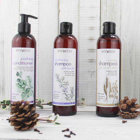 High quality natural shampoos and conditioner