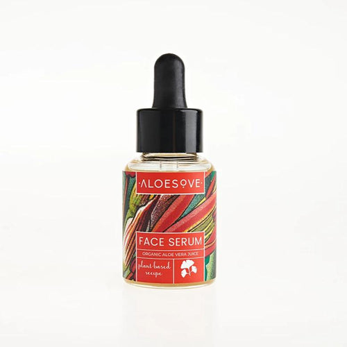Aloe vera and hyaluronic acid serum, ALOESOVE