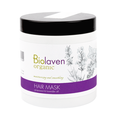 Biolaven Organic Hair Mask