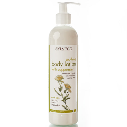 Soothing Peppermint Body Lotion