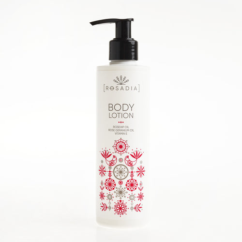 Body Lotion with Grapes and Lavender