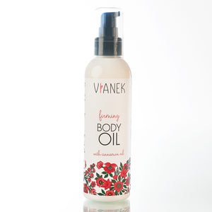 Firming Body Oil for aging skin, Vianek