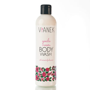 Gentle Cream Body Wash, Vianek brand