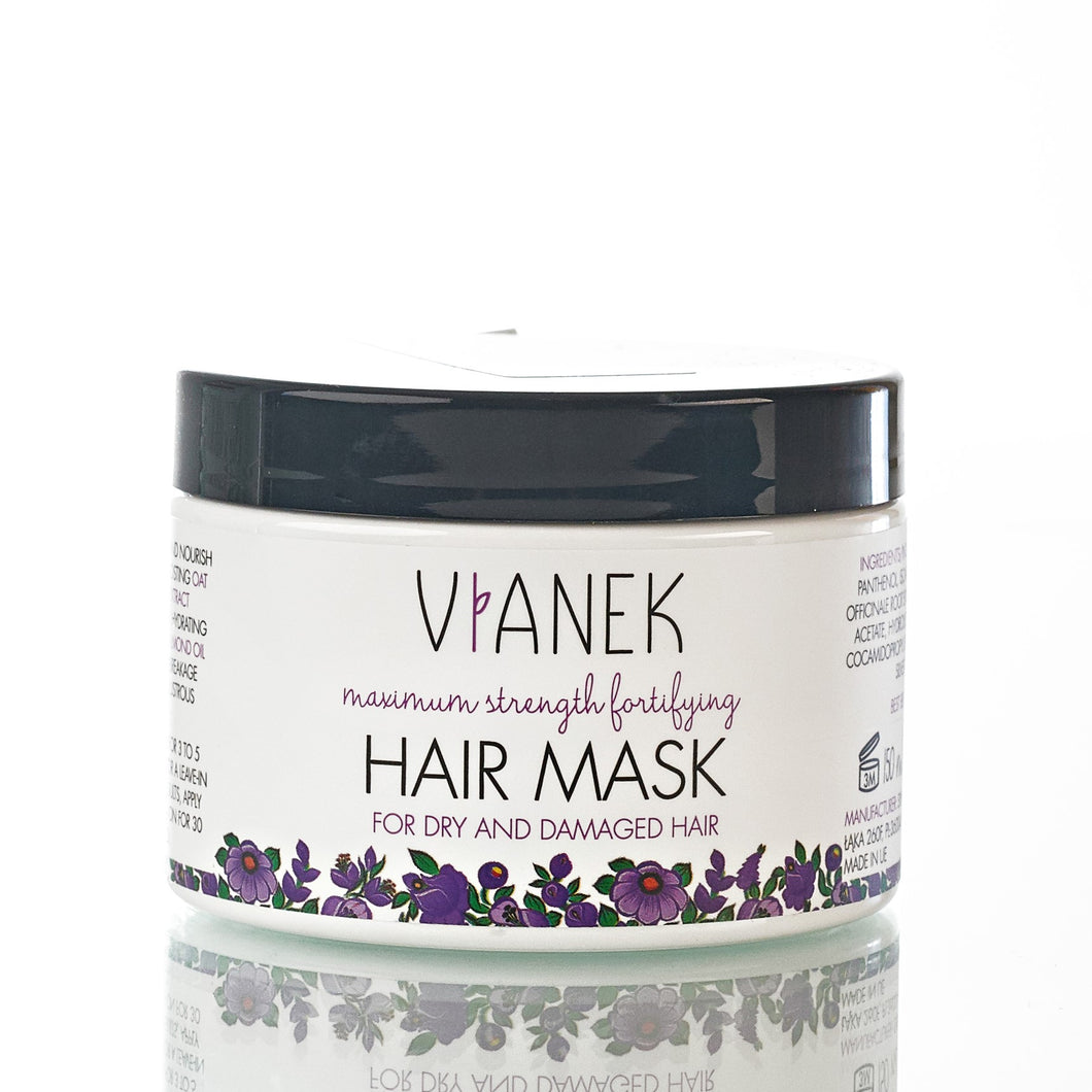Maximum-Strength Fortifying Hair Mask