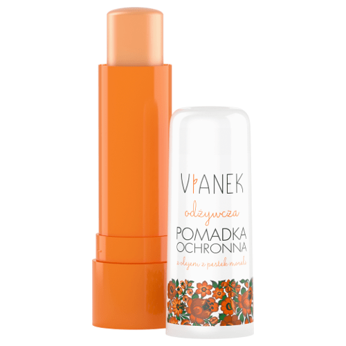 Deeply nourishing lip balm, Vianek