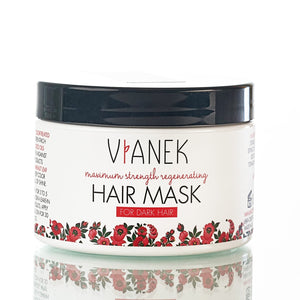 Regenerating Hair Mask for Dark Hair