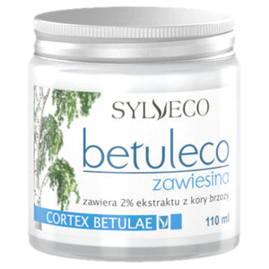 Betuleco Suspension 2% of extract from Birch Bark, SYLVECO