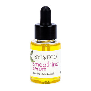 Smoothing Serum with 1% bakuchiol, natural retinol