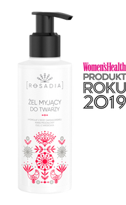 Rosadia face wash the award of the women product of the year 2019