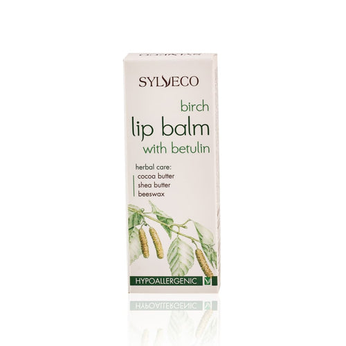 Birch Rescue Lip Balm With Betulin For Chapped Lips - Lips Care