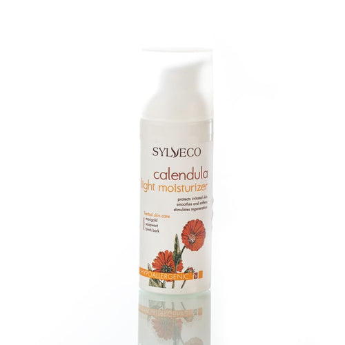 Sylveco Calendula Light Moisturizer - Face Cream
