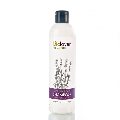 Daily Care Shampoo With Grapes And Lavender - Shampoo
