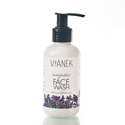 Fortifying Enzymatic Face Wash For Rosacea Care - Cleanser