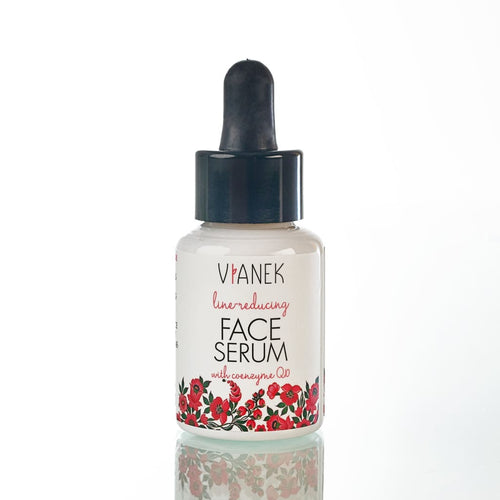 Anti-Wrinkle Face Serum - Serum, Vianek Red