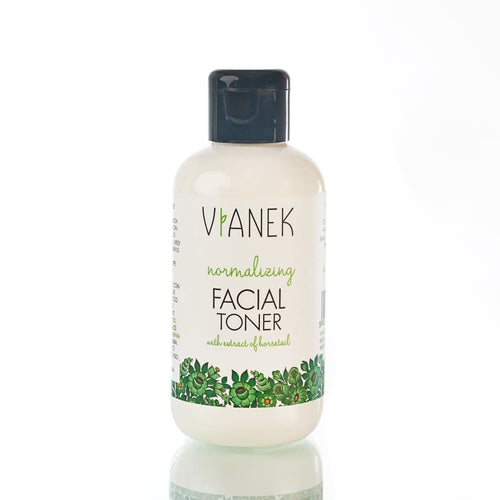 Normalizing Face Toner For Oily Skin - Cleanser