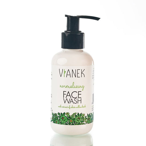 Normalizing Face Wash For Oily Skin And Acne - Cleanser