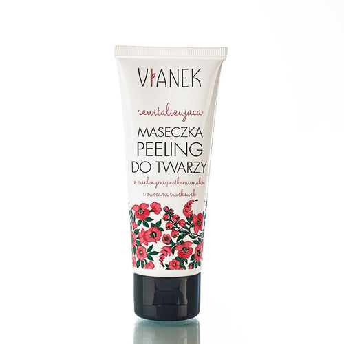Revitalizing 2-In-1 Face Scrub And Mask - Mask