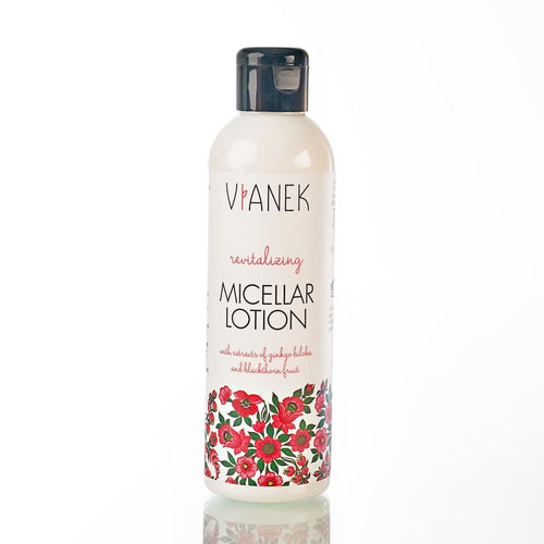 Revitalizing Micellar Water - Cleanser