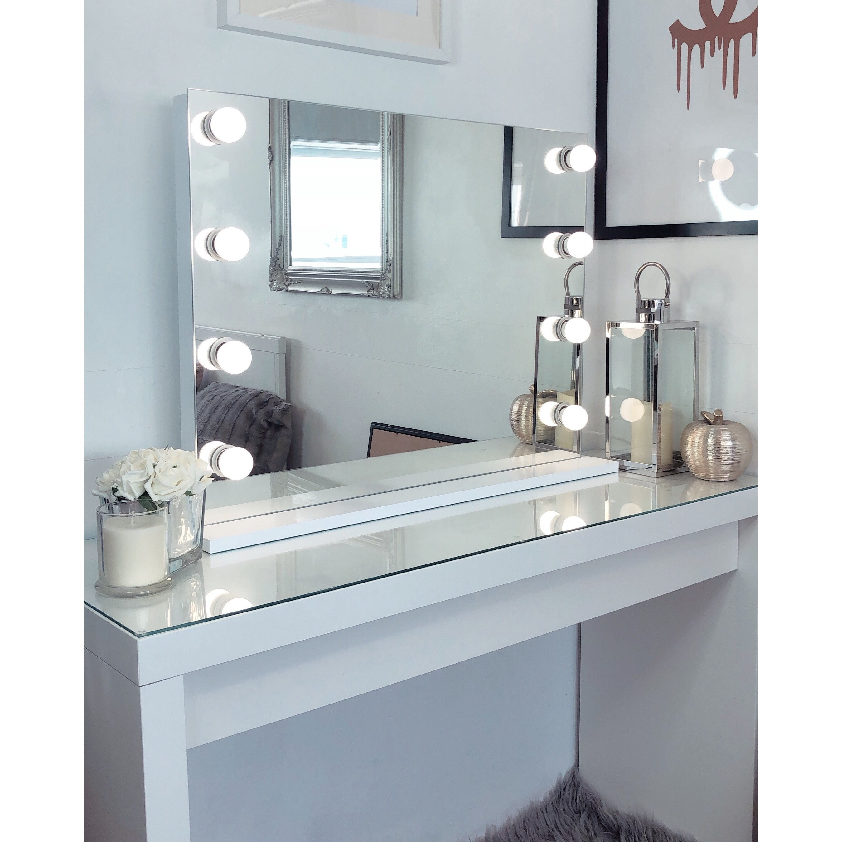 The Mayfair Vanity Mirror