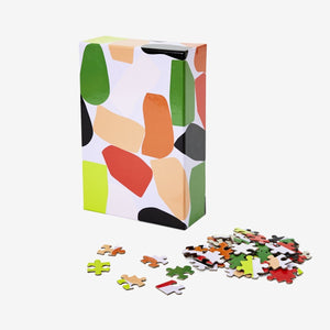 Dusen Dusen x Areaware | 500 pc Pattern Puzzle | Stack