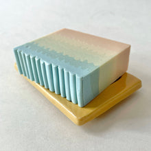 Lo-Fi Ceramics | Soap Dish | Yellow