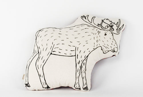 STUFF | Moose Cushion