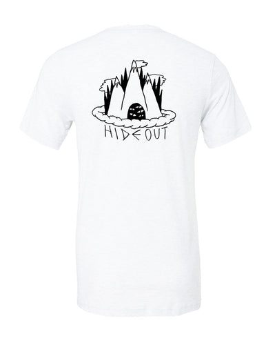 Hideout | Ultra Soft Unisex Tee | Party In The Back