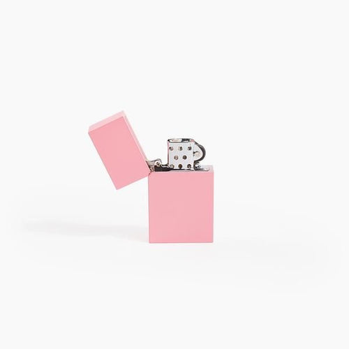 Refillable Lighter | Hard Edge Sakura Pink