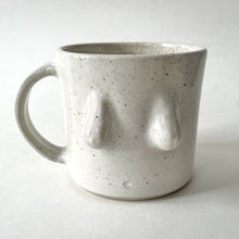 Lo-Fi Ceramics | Boob Mug | Light Speckle