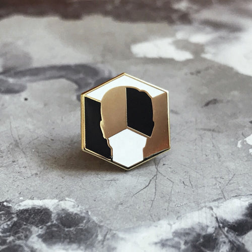 Erin Greenough | Psyche Lapel Pin