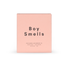 Boy Smells Candle | June's