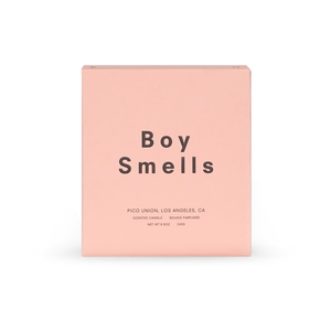 Boy Smells Candle | Ash