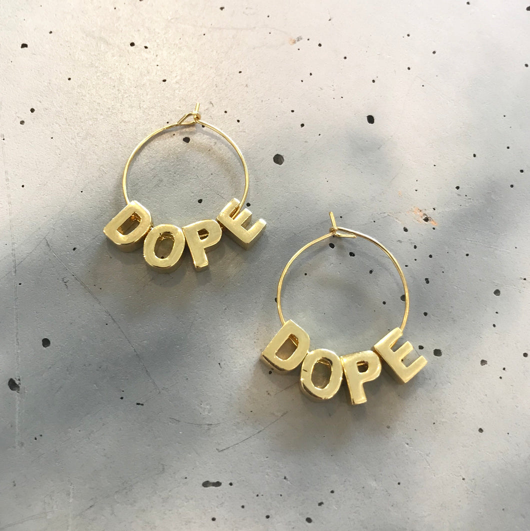 Karmen Victoria Studio | Dope Earrings | Small