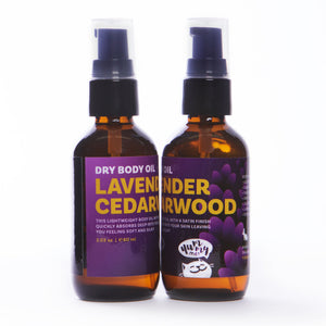 Yummy Me | Body Oil | Lavender Cedarwood