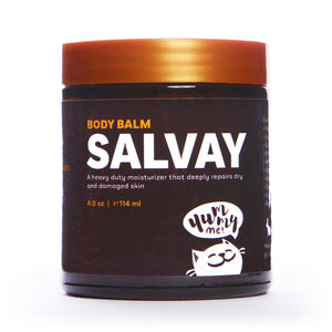 Yummy Me | Salvay Body Balm | 4oz. Jar