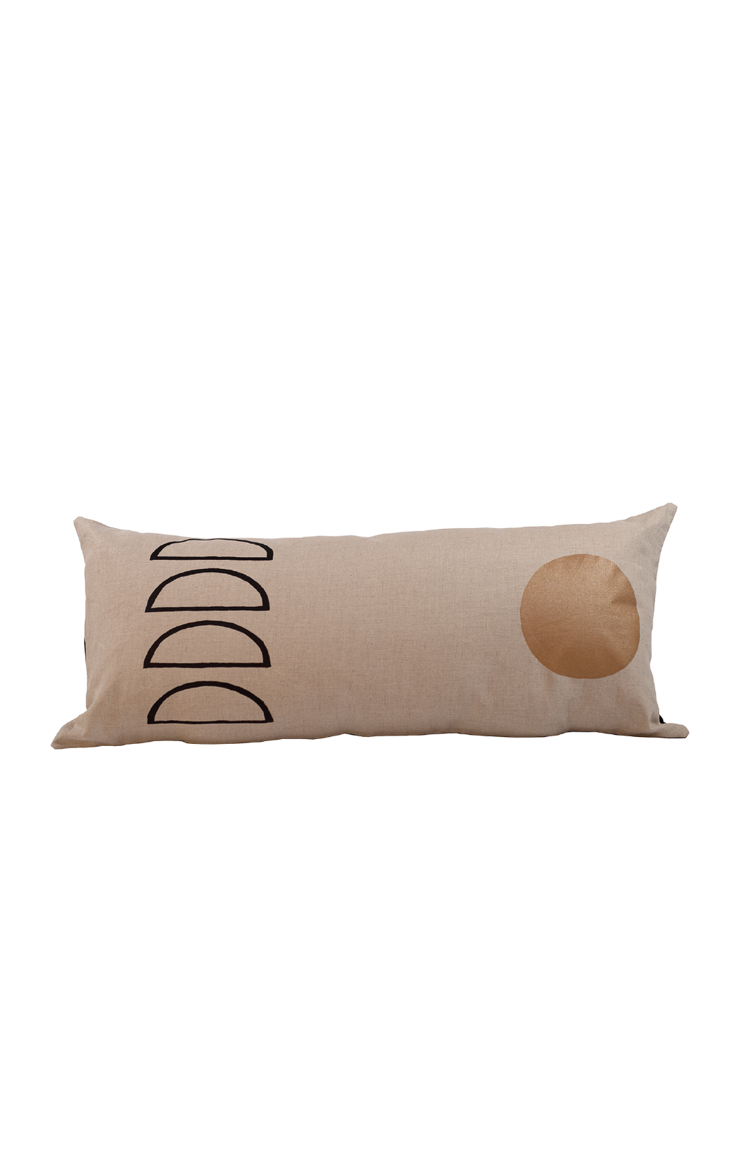 Moon Lumbar Pillow