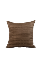 Load image into Gallery viewer, Bezhig Pillow in tobacco
