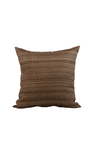 Bezhig Pillow in tobacco
