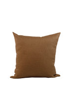 Load image into Gallery viewer, Bezhig Pillow in white/tobacco