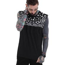 Men Hip Hop fashion t shirt - Large Bux