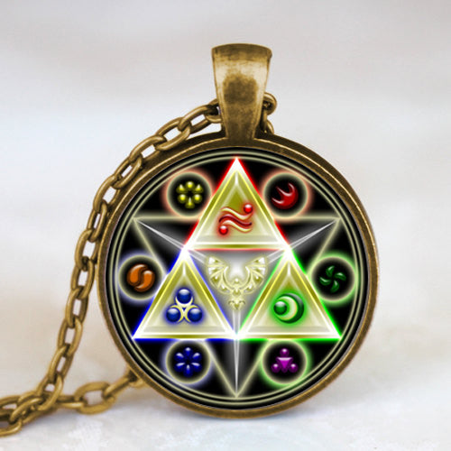 New legend of zelda gate of time necklace hyrule historia emblem new legend of zelda gate of time necklace hyrule historia emblem inspired glass dome aloadofball Choice Image